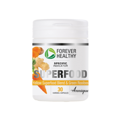 SuperFoods Yellow 30 Capsules
