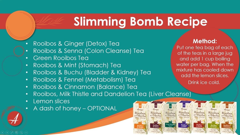 Slimming Bomb Recipe