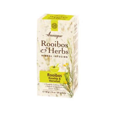 Rooibos, Rosehip & Horsetail Tea 50g