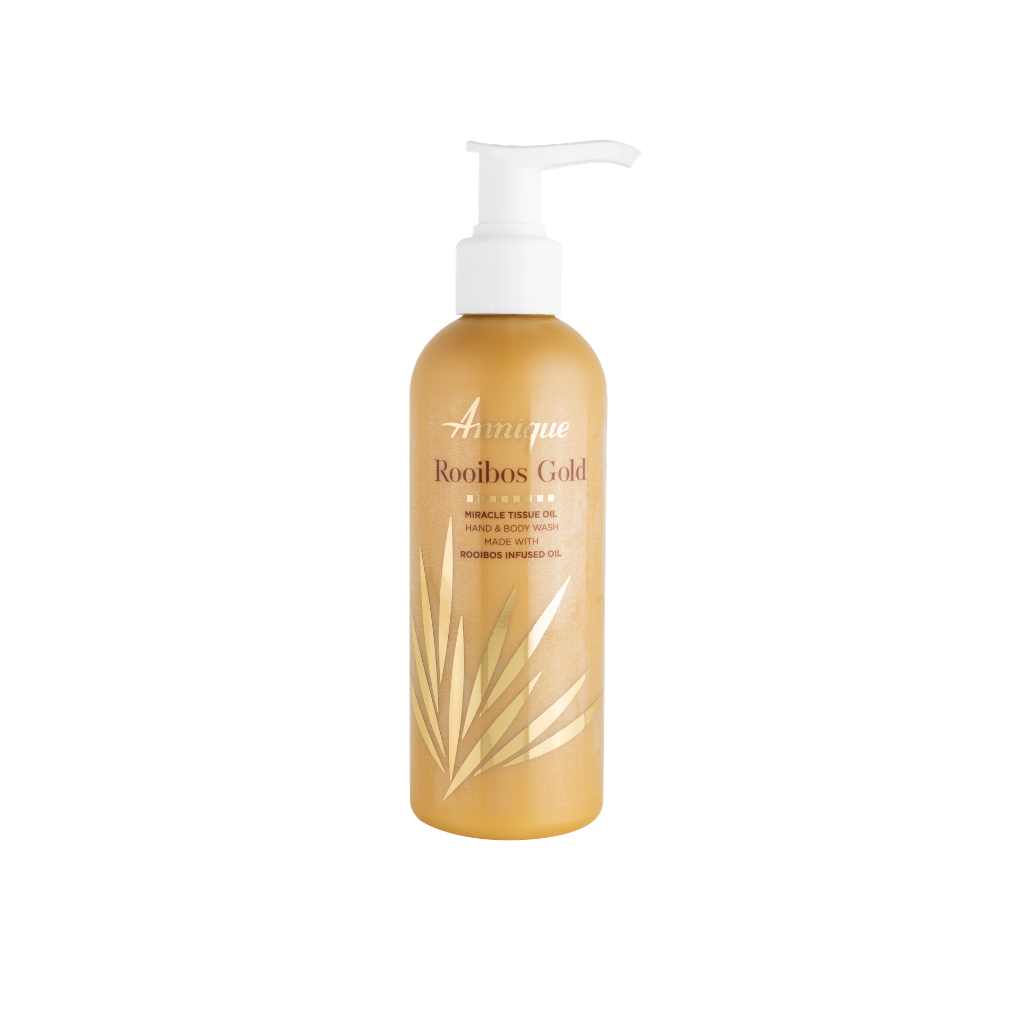 Miracle Tissue Oil Gold Hand and Body Wash 200ml