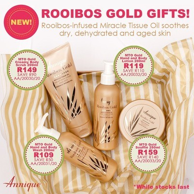 Miracle Tissue Oil Gold Combo
