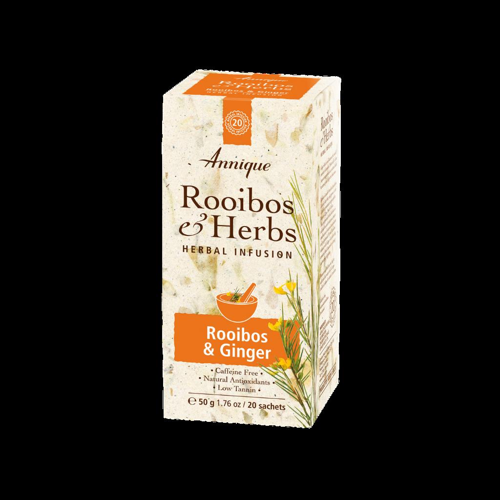 Rooibos & Ginger Tea 50g