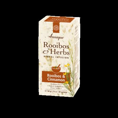 Rooibos & Cinnamon Tea 50g