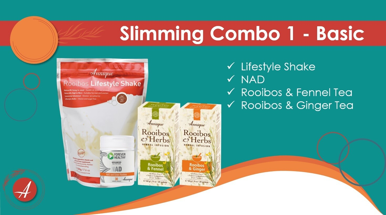 Slimming Combo 1 - Basic