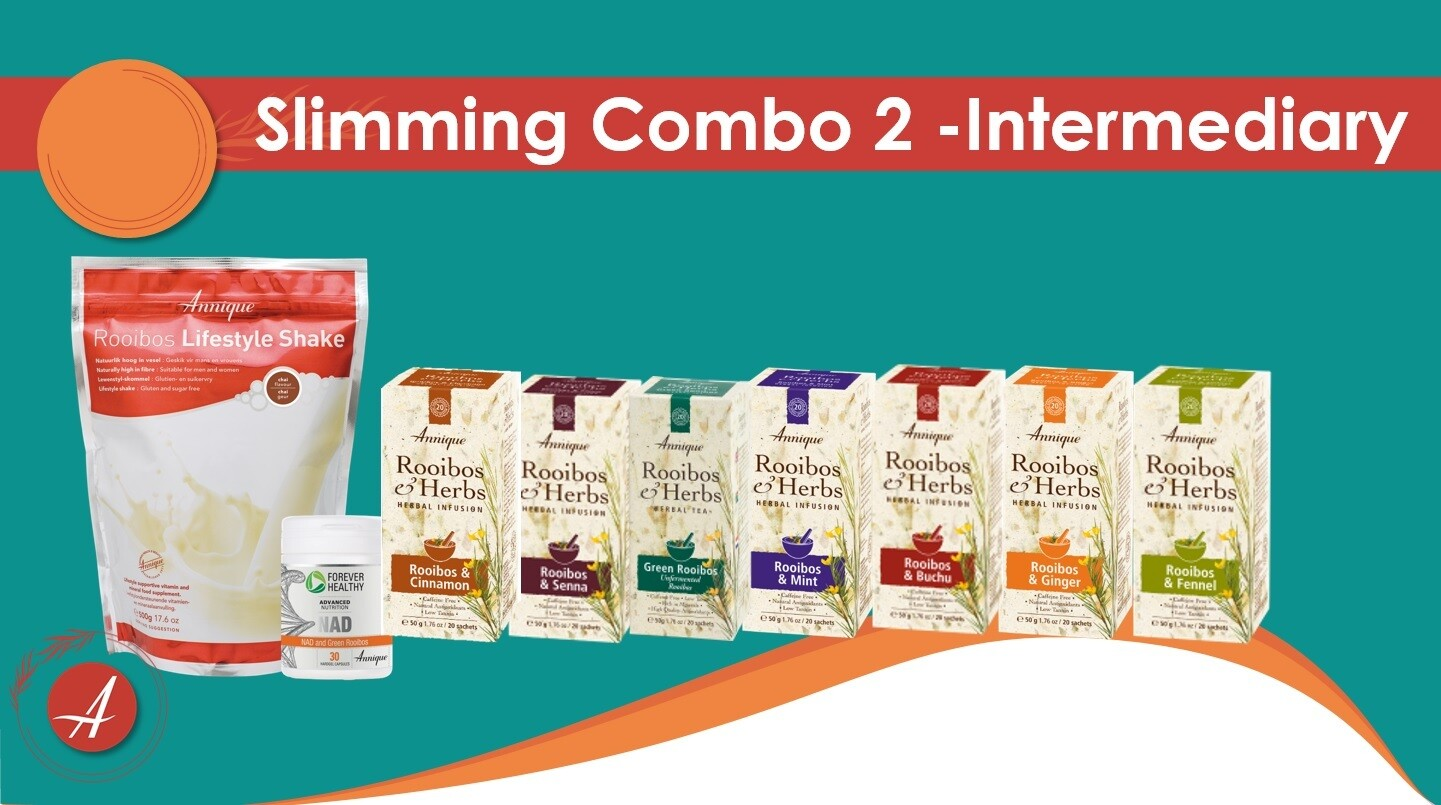 Slimming Combo 2 - Intermediary