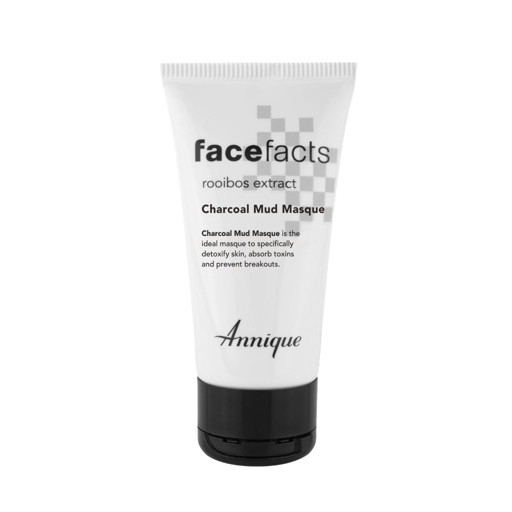 Face Facts Charcoal Mud Masque 50ml