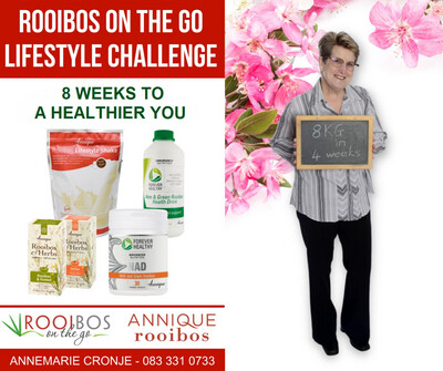 Rooibos On The Go Lifestyle Challenge
