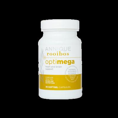 OptiMega - heart and brain support 30