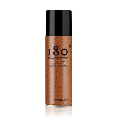 180° Gentle Shaving Foam  250ml