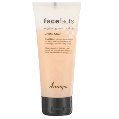 Face Facts Crystal Clear Cleanser Paraben free 100ml