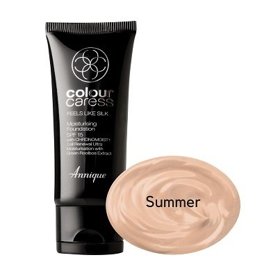 Feels like silk Moisturising foundation, Summer  30ml