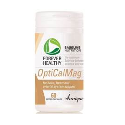 OptiCalMag - bone, heart and arterial support 60
