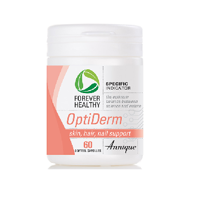 OptiDerm 60 - skin, hair and nail support