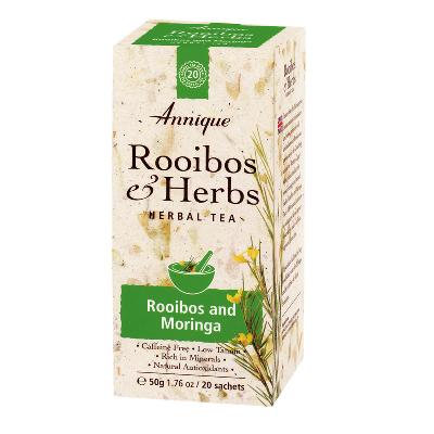 Rooibos & Moringa Tea 50g