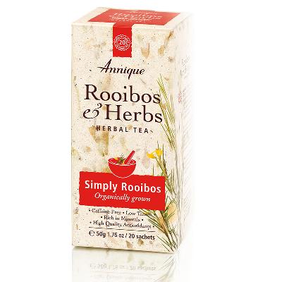 Simply Rooibos [Organic Rooibos Tea] 50g