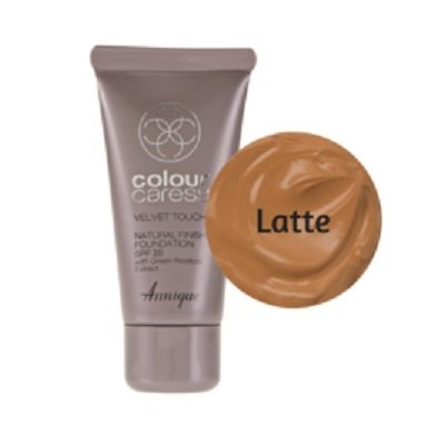 Velvet Touch foundation, Latte