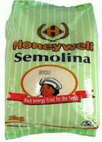 HONEYWELL SEMOLINA 2KG