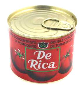 DE RICA TOMATO PASTE 70G