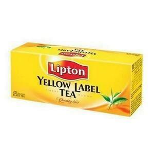 LIPTON YELLOW LABEL TEA 50G