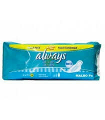 ALWAYS ULTRA SUPER WITH WINGS 14'S (DBL)