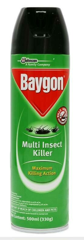 BAYGON INSECTICIDE 500ML