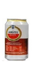 AMSTEL MALTA CAN DRINK 33CL