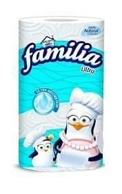FAMILIA ULTRA STRONG & ABSORBENT 2PLY KITCHEN TOWEL