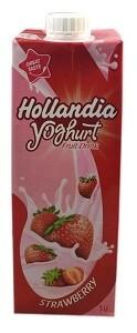 HOLLANDIA YOGHURT STRAWBERRY 1L