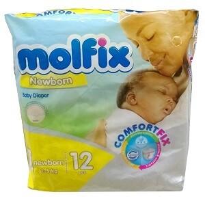 MOLFIX 1 NEWBORN 2-5 KG 50