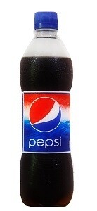 PEPSI PET BOTTLE 60CL