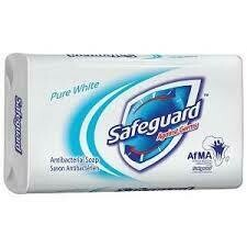 SAFEGUARD A/BACTERIAL PURE WHT SOAP 175G