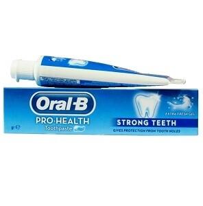 ORAL-B PRO-HLTH T/PASTE E/FRESH GEL 140G