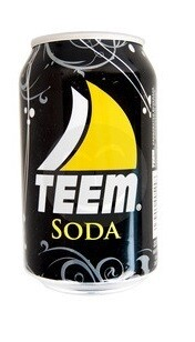 TEEM SODA CAN 33CL