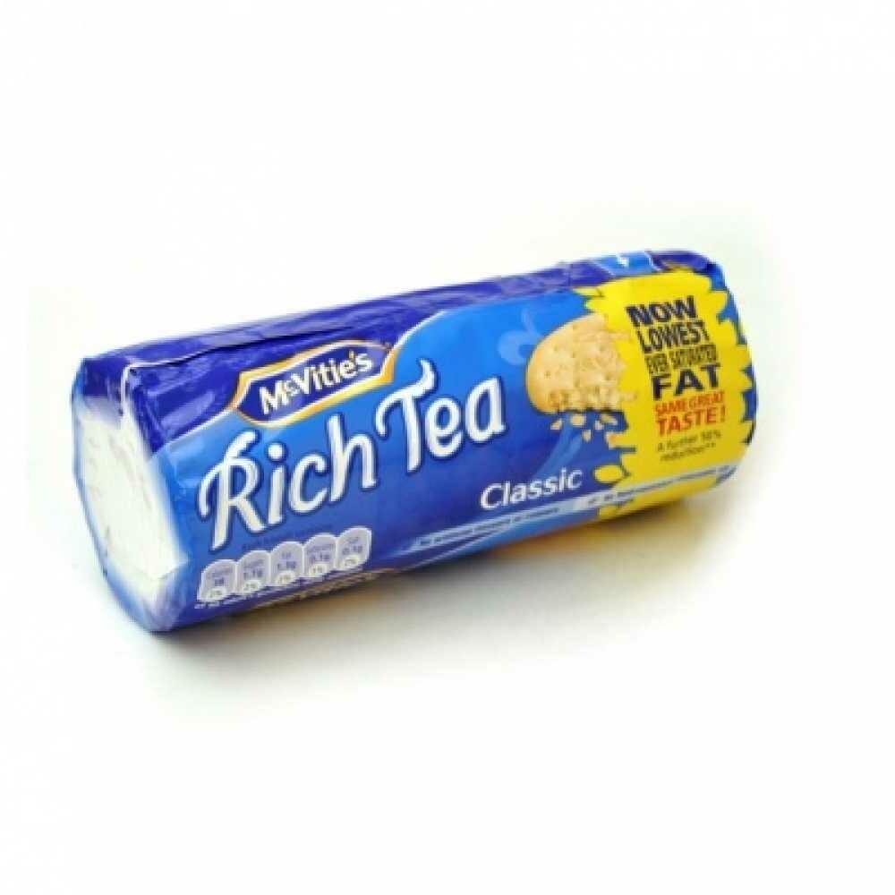 MCVITIES RICH TEA BISCUIT 200GM