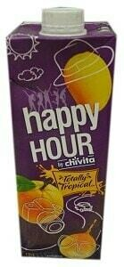 CHI HAPPY HOUR F/DRK TROPICAL FRUIT 1LTR
