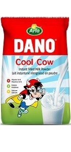 DANO COOL COW INSTANT MILK POWDER 380G/360G SACHET