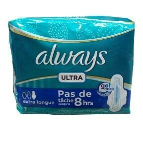 ALWAYS ULTRA SUPER WITH WINGS *7
