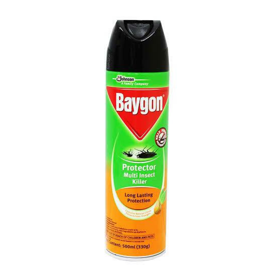 BAYGON INSECTICIDE ORANGE SCENT 300ML