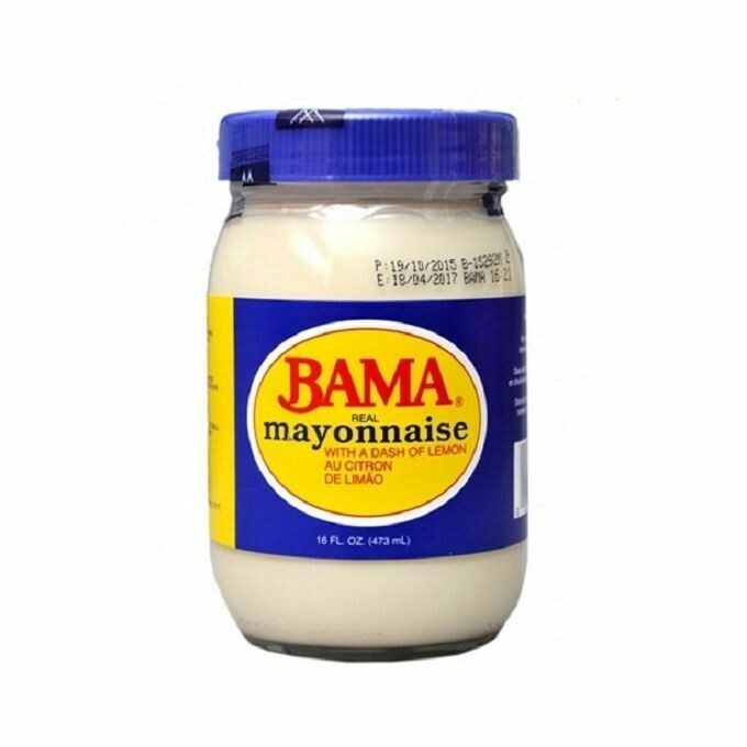 BAMA MAYONNAISE 473ML