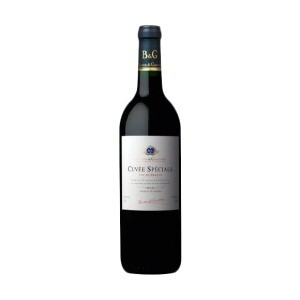 B & G CUVEE SPECIALE - RED 75CL