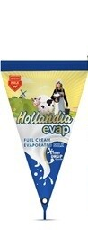 CHI HOLLANDIA F/CREAM EVAPORATED MILK 60G