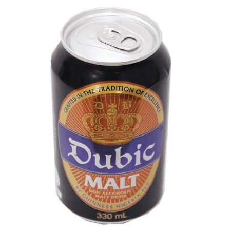 DUBIC MALT CAN DRINK 330ML