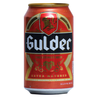 GULDER CAN BEER 33CL