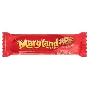 MARYLAND COOKIES CHOC CHIP 136G