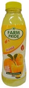 FARM PRIDE ORANGE JUICE PET 1000ML