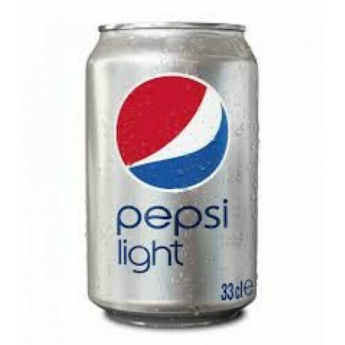 PEPSI LIGHT CAN 33CL