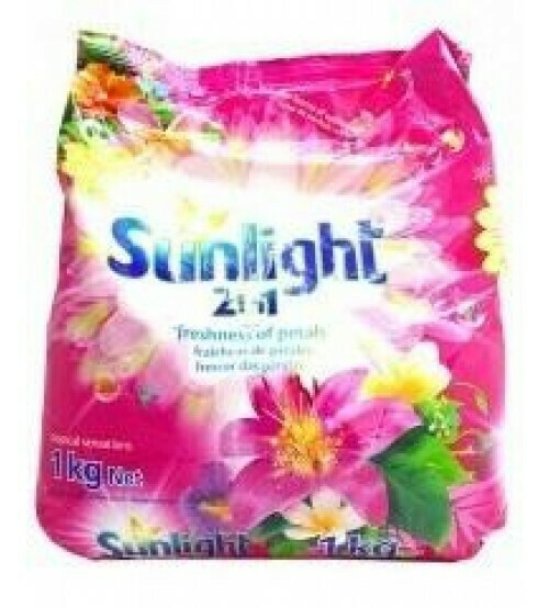 SUNLIGHT 2IN1 TROPICAL SEN.DETERGENT 900G
