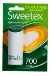 SWEETEX TABLETS 700'S