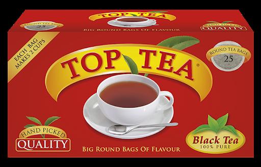 TOP TEA BAGS 47.5GM