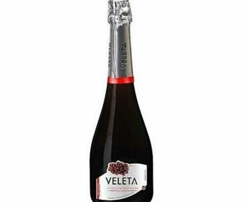 VELETA GRAPE JUICE RED 75CL